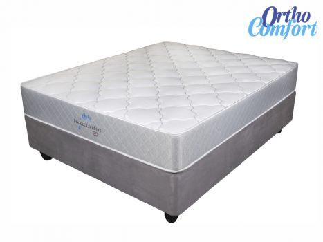 Ortho-Comfort - Pocket Comfort - Queen Size Bed Set [Extra Length]