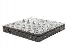 Sealy Posturepedic - Borgio Plush - King Size Mattress [Extra Length]