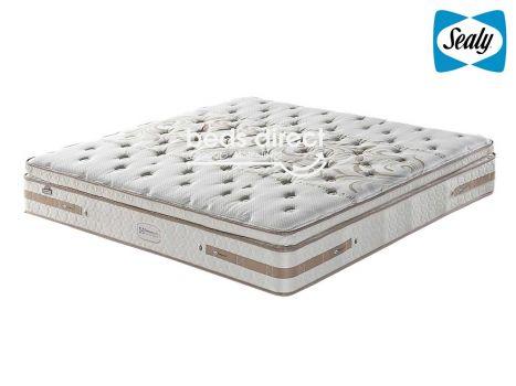 Sealy Posturepedic Chamberry Gel Medium Pillow Top King Size