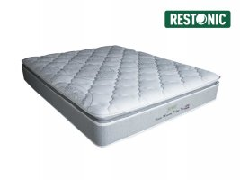 Restonic - Idaho Memory Pillow Top - Double Mattress