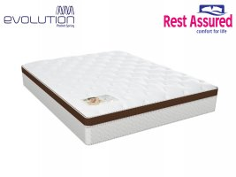 Rest Assured - Cambridge - Queen Size Mattress [Extra Length]