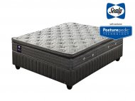 Sealy Posturepedic - Amon Plush - Queen Size Bed Set