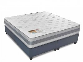 Rest Assured - MQ10 - King Size Bed Set [Extra Length]