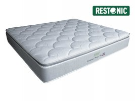 Restonic - California Medium Pillow Top - King Size Mattress