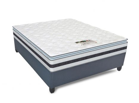 Cloud Nine - Blue Eclipse NT - Queen Size Bed Set