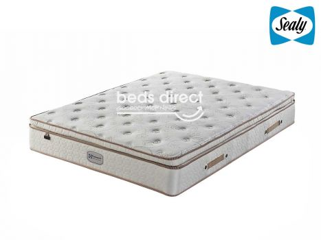 Sealy Posturepedic - Avignon Medium Pillow Top - Queen Size Mattress