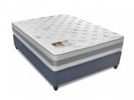 Rest Assured - MQ10 - Double Bed Set [Extra Length]