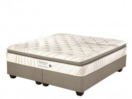 Genessi - Active Air Plush - King Size Bed Set [Extra Length]
