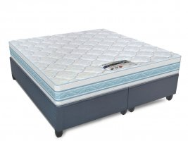 Cloud Nine - Blue 50th Anniversary - King Size Bed Set [Extra Length]
