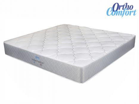 Ortho-Comfort - Pocket Comfort - King Size Mattress [Extra Length]