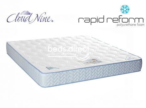 Cloud Nine - Lodestar - King Size Mattress [Extra Length]