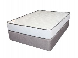 Rest-a-Pedic - Sleep Supreme - Queen Size Bed Set (Jhb/Pta Only)