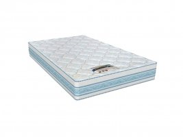 Cloud Nine - Blue 50th Anniversary - Three Quarter Mattress
