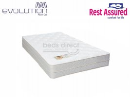 Rest Assured - Somerset NT - Single Mattress