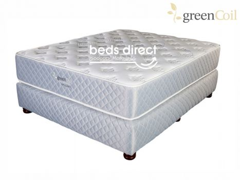 GreenCoil - Opulent - Double Bed Set