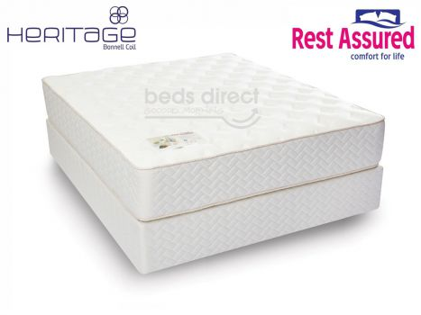 Rest Assured - MQ10 - Queen Size Bed Set [Extra Length]