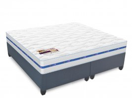 Rest Assured - Ruby 40th Anniversary Edition - King Size Bed Set [Extra Length]