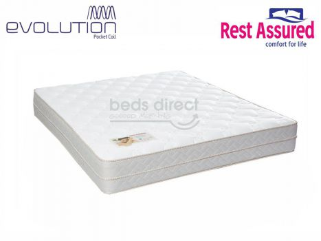 Rest Assured - Somerset NT - Queen Size Mattress (Cape Town Only)
