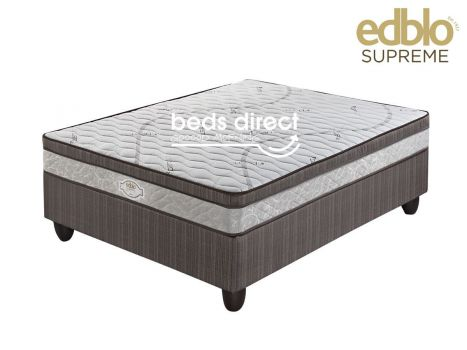 Edblo - Jasper Support Top - Queen Size Bed Set