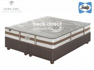 Sealy Posturepedic - Crown Jewel - Tranquil Firm - King Size Bed Set [Extra Length]