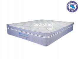 Support-a-Paedic - Platinum Seal - Latex - Queen Size Mattress [Extra Length]