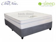 Cloud Nine - Neuroflex BT - Queen Size Mattress + FREE Universal Suede Base