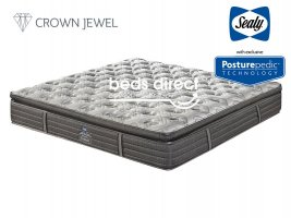 Sealy Posturepedic - Rialto Medium Pocket - King Size Mattress