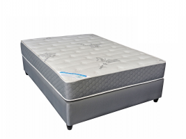 Sleepwell - Dreamline - Queen Size Bed Set (Cape Town Only)