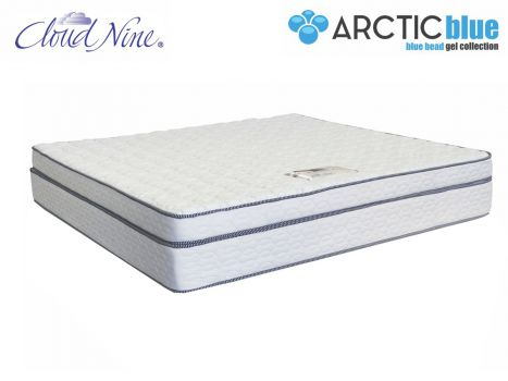 Cloud Nine - Chiroflex BT - King Size Mattress [Extra Length]