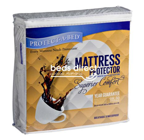 Super Deluxe - Mattress Protector - Three Quarter