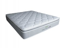 Restonic - California Medium Pillow Top - Queen Size Mattress [Extra Length] (Jhb/Pta Only)