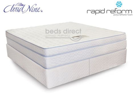 Cloud Nine - Neuroflex BT - King Size Bed Set [Extra Length]