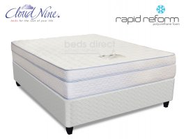 Cloud Nine - Neuroflex BT - Queen Size Mattress + FREE BASE