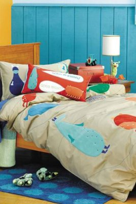 Duvet Cover Set - Monster Mash - 3/4