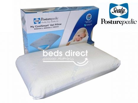 Sealy Posturepedic My Coolsmart Gel Pillow