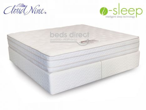 Cloud Nine - Travel-Flex - King Size Bed Set [Extra Length]