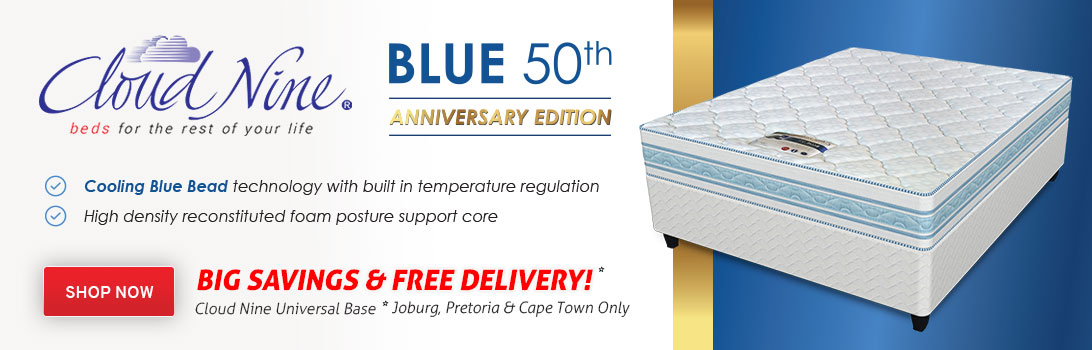 Cloud Nine Blue 50th