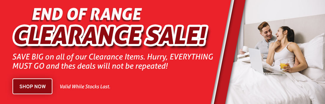 Always in Store clearance specials