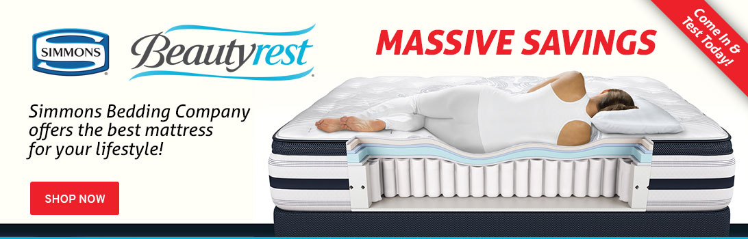 Simmons Beautyrest - Sale