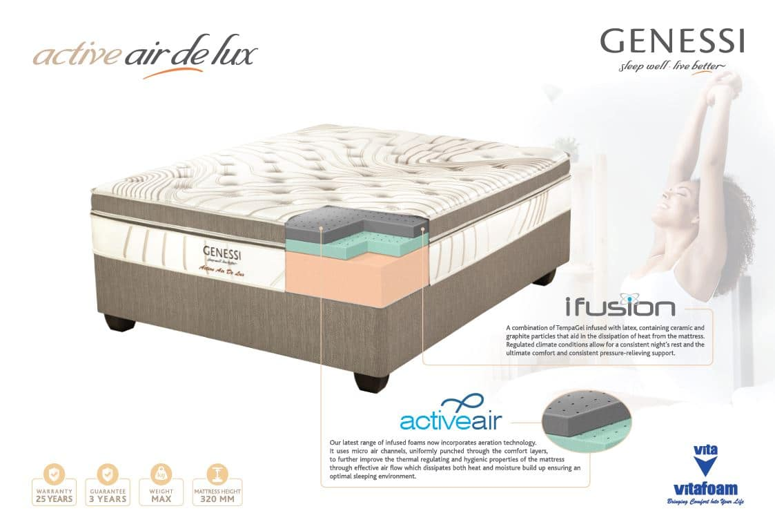 Genessi Active Air De Lux