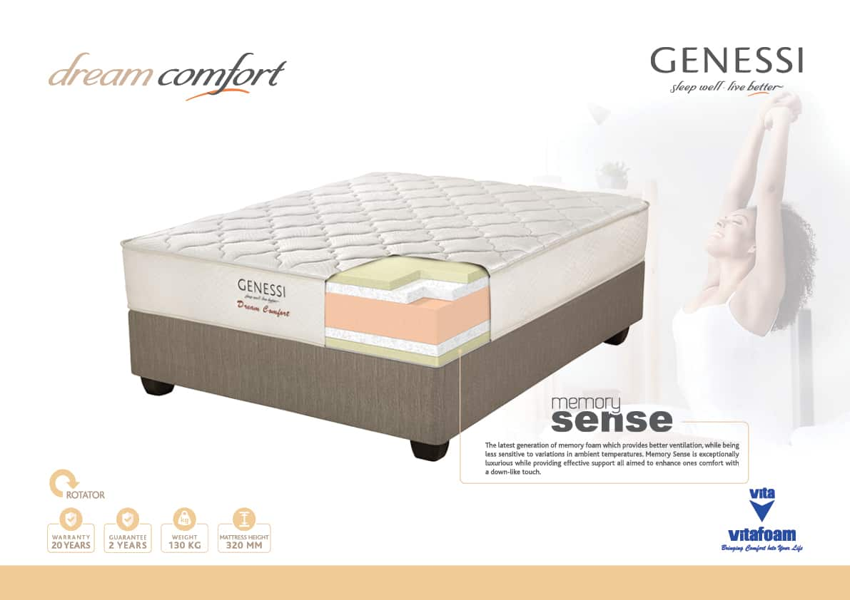 Genessi Dream Comfort