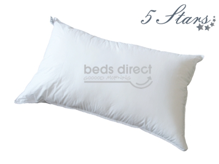 5 Star Comfy-Fill Pillow (Std)