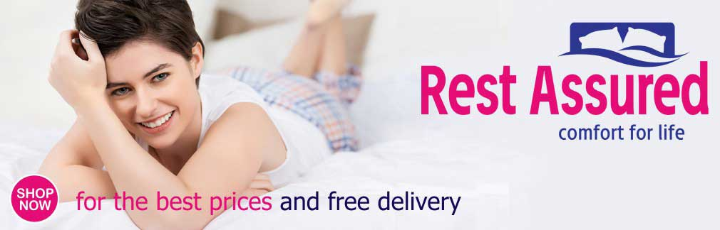 Rest Assured - Free Delivery