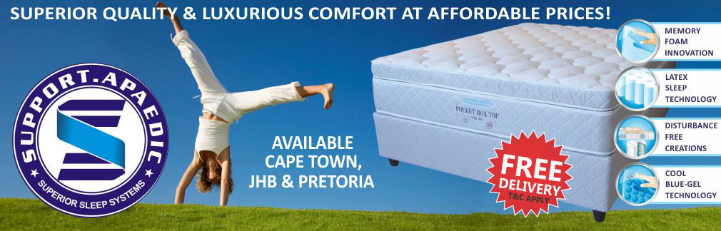 Support-A-Paedic - Unbeatable Value in Quality Bedding