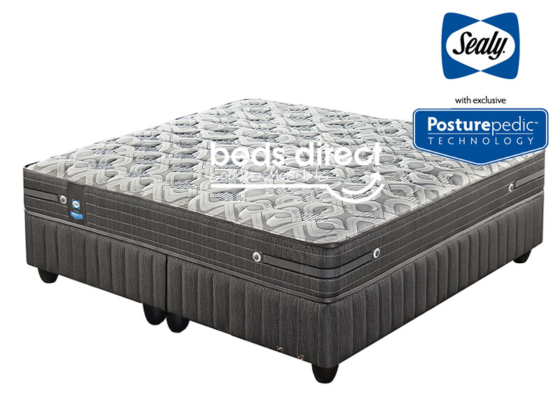 Sealy Posturepedic Borgio Firm King Size Bed Set