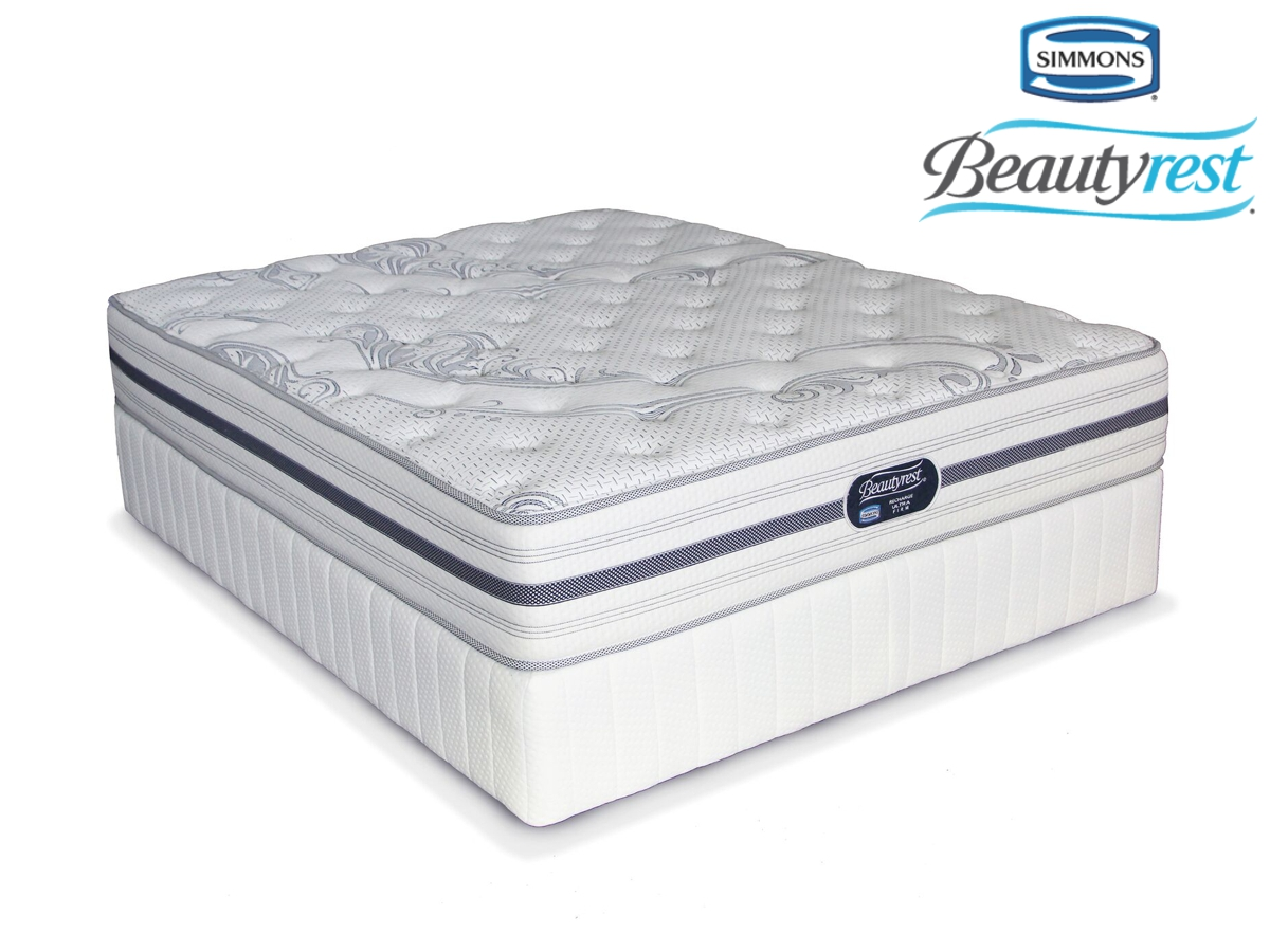 Simmons Beautyrest Recharge Ultra Firm Queen Size